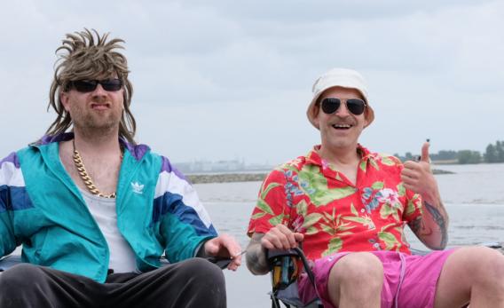 Exklusives Interview mit Florida Klaus & Vollka Putt